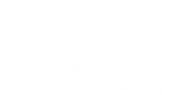 MR Cloud Hosting Logo in India